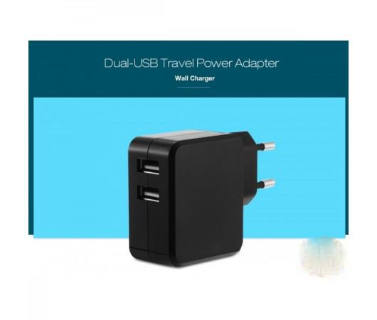 2xUSB port Network charger for smart devices
