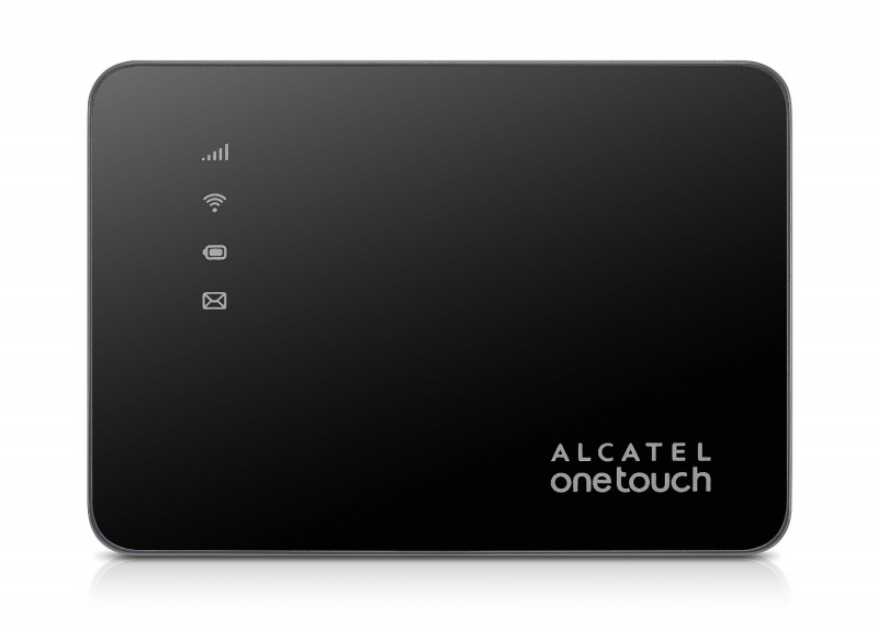 4G MiFi modemas Alcatel One Touch Link Y858